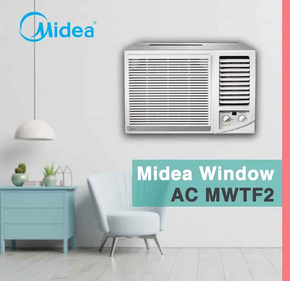Midea Window